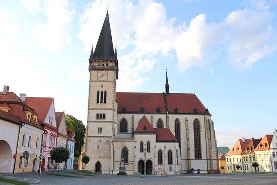 St. Egidius Bazilikası