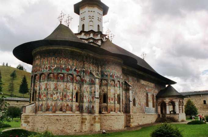 Sucevita Manastırı