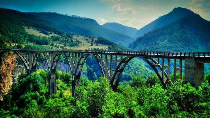Tara Köprüsü(Tara Bridge)