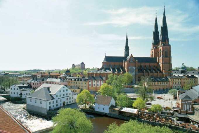 Uppsala Katedrali