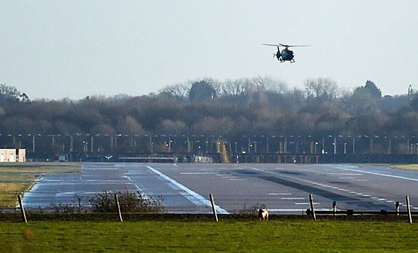 Gatwick Havalimanı Nerede, Nasıl Gidili
