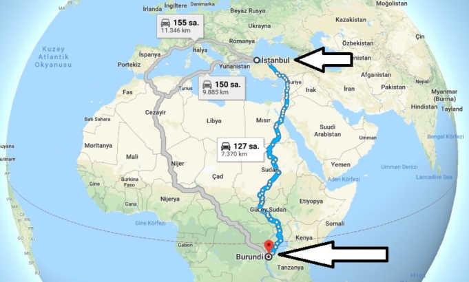 Burundi Gezilecek Yerler, Gezi Rehberi, Gezi Planı ve Gece Hayatı Rehberi