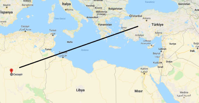 Cezayir Gezilecek Yerler, Gezi Rehberi, Gezi Planı ve Gece Hayatı Rehberi