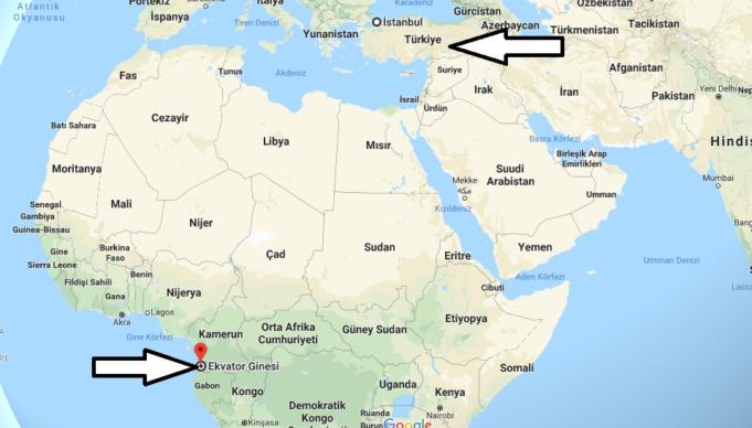 Ekvator Ginesi Gezilecek Yerler, Gezi Rehberi