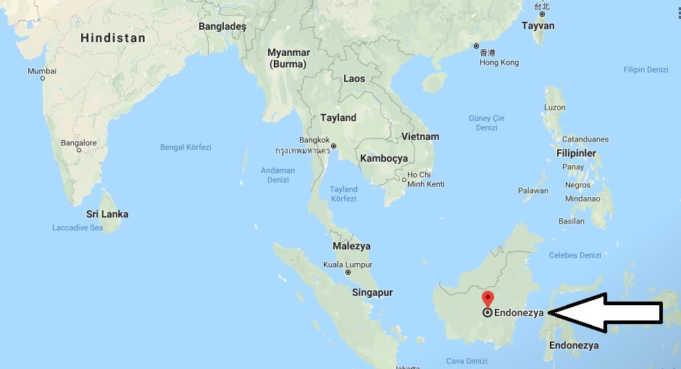 Endonezya Gezilecek Yerler, Gezi Rehberi, Gezi Planı ve Gece Hayatı Rehberi