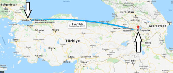 Ermenistan Gezilecek Yerler, Gezi Rehberi, Gezi Planı ve Gece Hayatı Rehberi