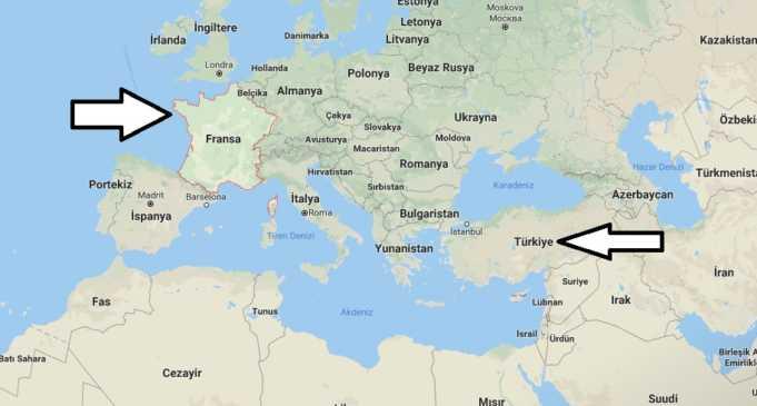 Fransa Gezilecek Yerler, Gezi Rehberi, Gezi Planı ve Gece Hayatı Rehberi
