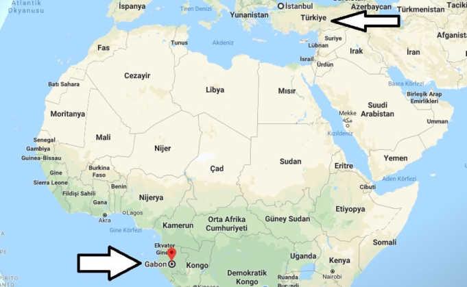 Gabon Gezilecek Yerler, Gezi Rehberi, Gezi Planı ve Gece Hayatı Rehberi