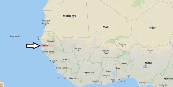 Gambiya Gezilecek Yerler, Gezi Rehberi, Gezi Planı ve Gece Hayatı Rehberi