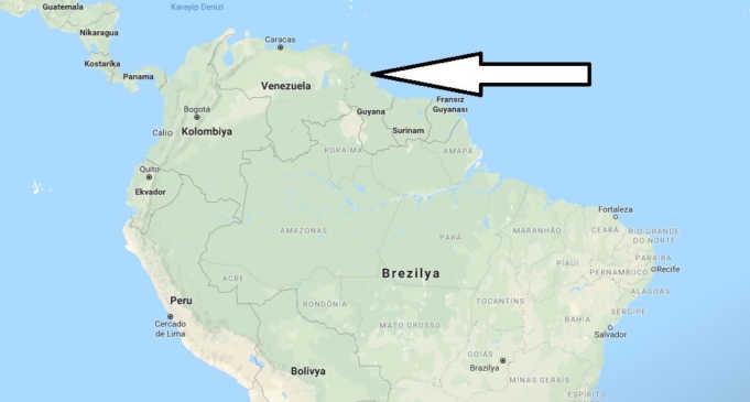 Guyana Gezilecek Yerler, Gezi Rehberi, Gezi Planı ve Gece Hayatı Rehberi