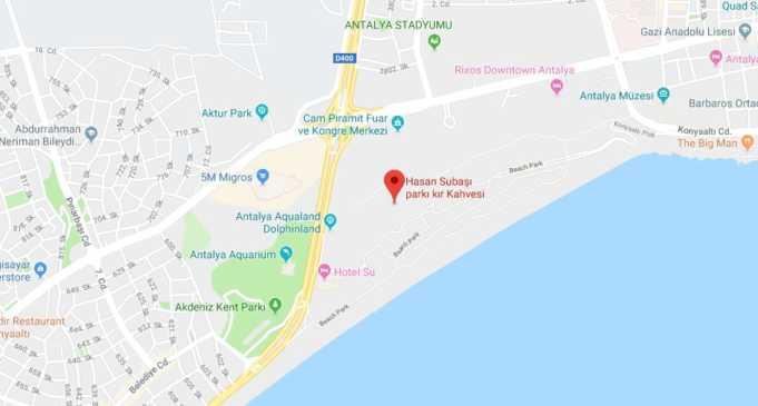 Antalya Hasan Subaşı Parkı Nerede, Nasıl Gidilir