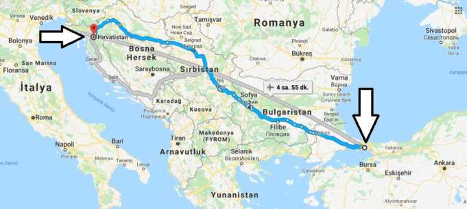 Hırvatistan Gezilecek Yerler, Gezi Rehberi, Gezi Planı ve Gece Hayatı Rehberi