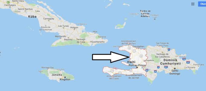 Haiti Gezilecek Yerler, Gezi Rehberi, Gezi Planı ve Gece Hayatı Rehberi