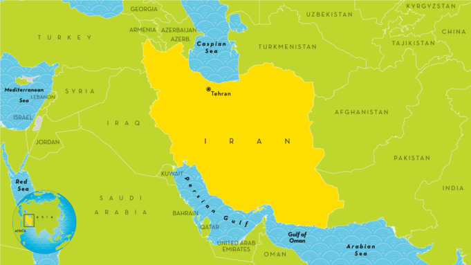 Derya Yazdı İran'da Kadın Olmak