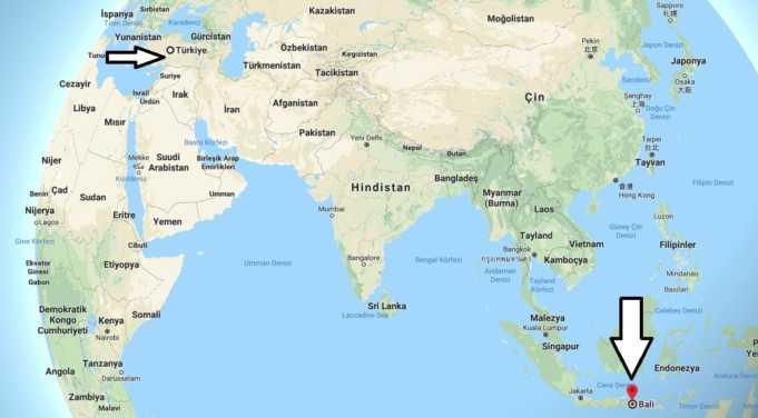 Bali Nerede, Nasıl Gidilir?