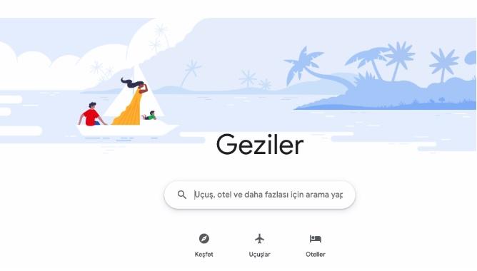 Google Travel : Seyahat Planlamanız Kökünden Değişiyor