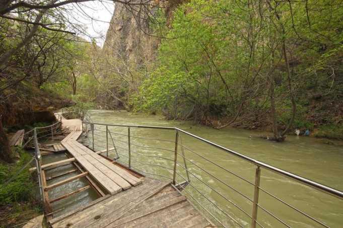 Tohma Kanyonu : Güvenliğin Sonu, Turizmin Başlangıcı