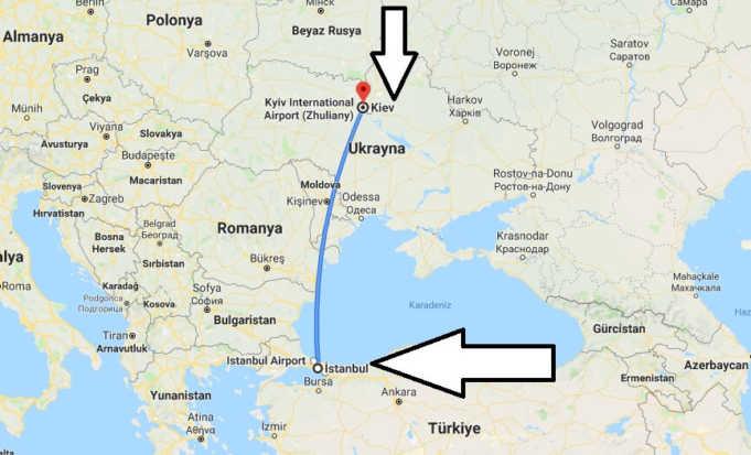 Kiev Ukrayna'ya Gitmeden Önce 5 Pratik Bilgi