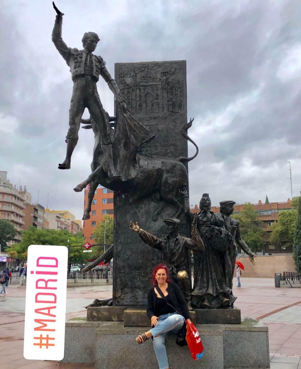 Gezgin Bacı Madrid