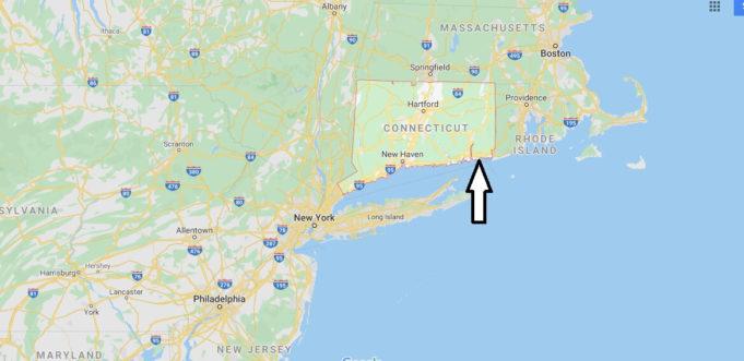 Connecticut Nerede, Hangi Ülkede?