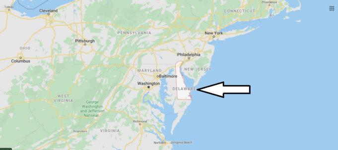 Delaware Nerede, Hangi Ülkede?