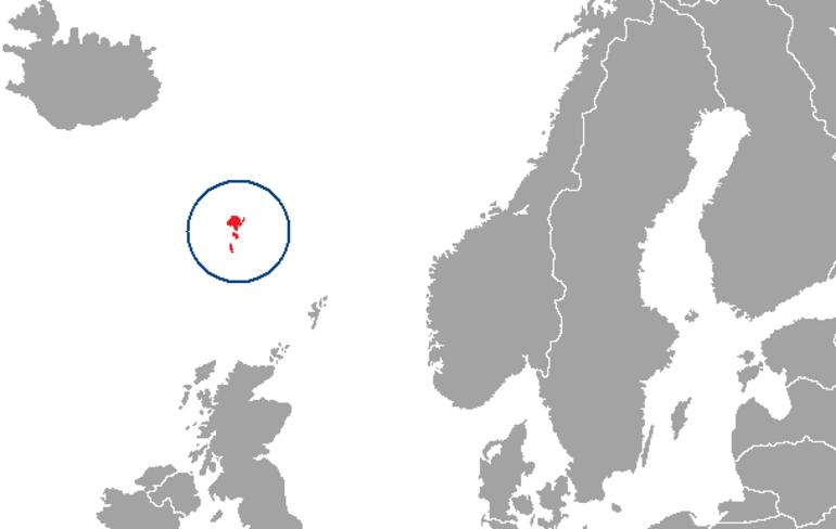 Faroe Adaları nerede, hangi ülkede?