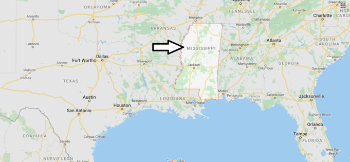 Mississippi Nerede, Hangi Ülkede?