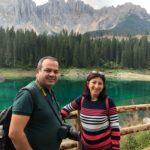 Yılmaz Akgül ve Eşi