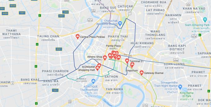 Bangkok Alışveriş Öncesi Bilmeniz Gerekenler!