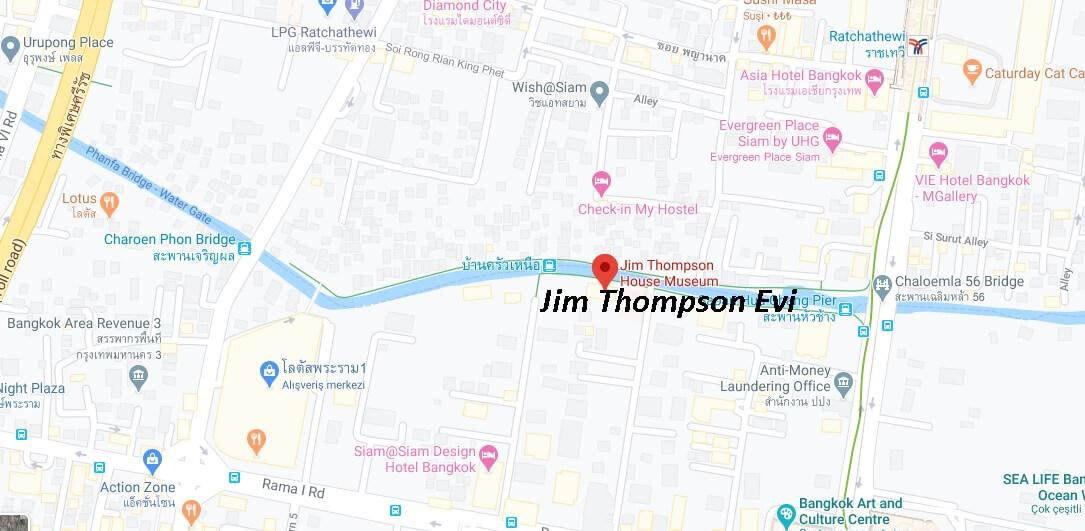 Jim Thompson Evi