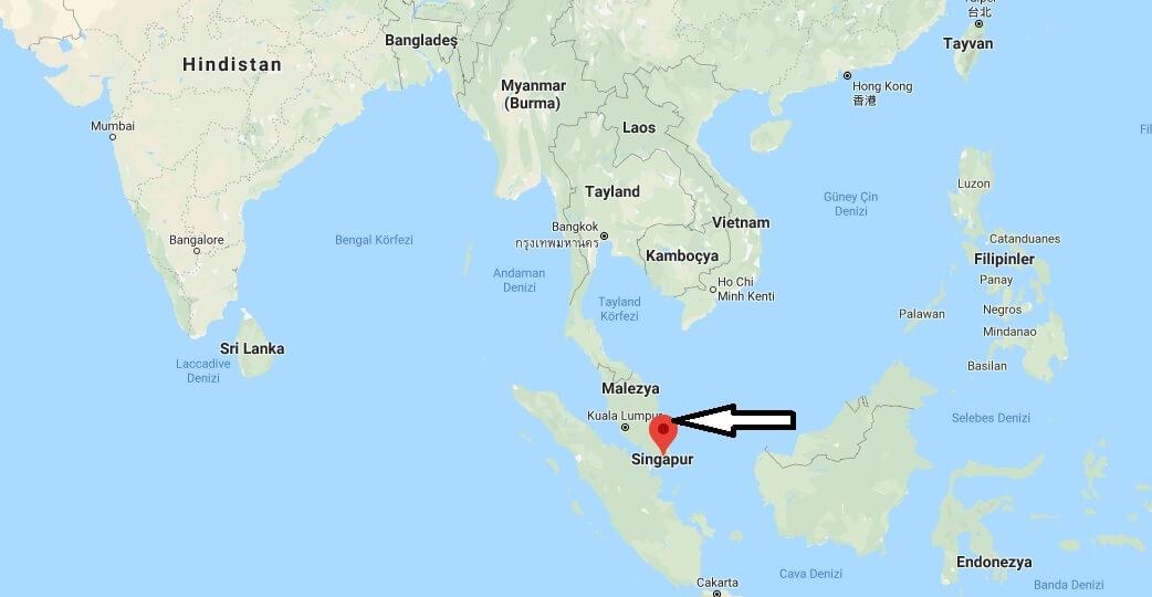 Singapur Hakkında Kısaca