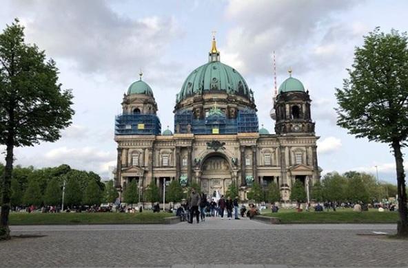 Berlin Katedrali (Berliner Dom) Nerede, Nasıl Gidilir