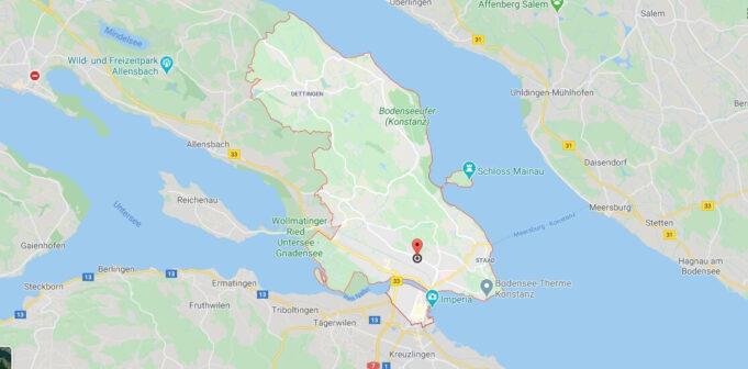 Konstanz Nerede, Nasıl Gidilir