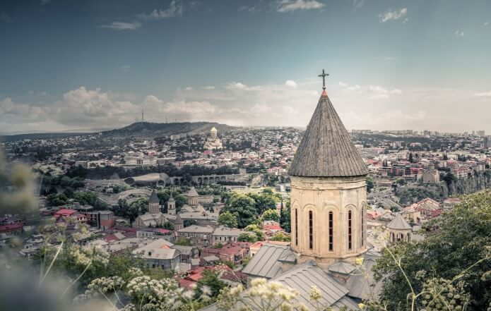 Tiflis'de Gezilecek 10 Yer | Tiflis Gezilecek Noktalar