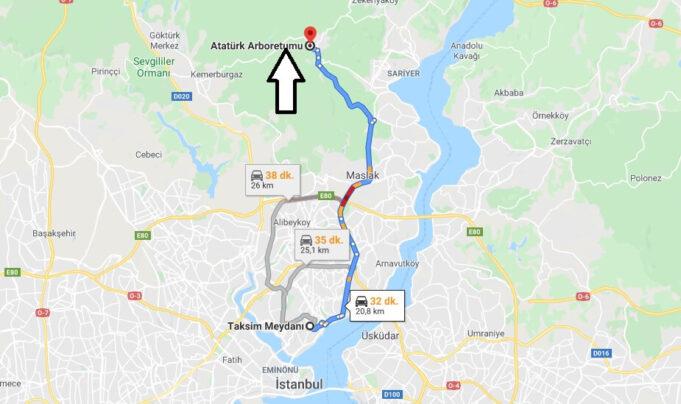 Atatürk Arboretumu Giriş Ücreti, Fiyat, Dış Çekim Fotoğraf Ücreti (2020)