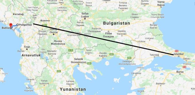 Budva Nerede, Hangi Ülkede ve Nasıl Gidilir?