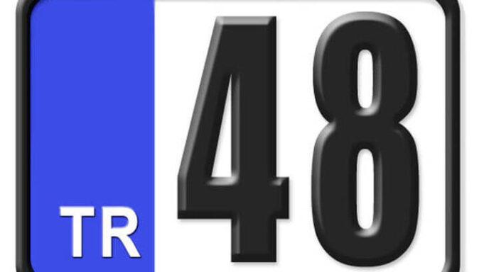 48 Nerenin Plakası