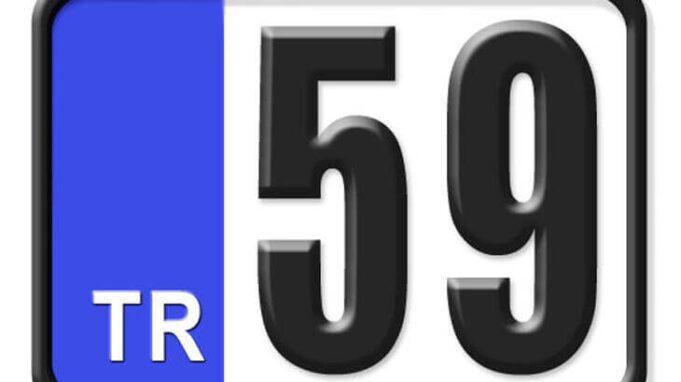 59 Nerenin Plakası