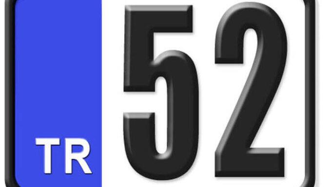 52 Nerenin Plakası