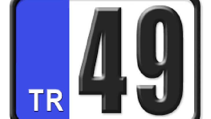 49 Nerenin Plakası, Muş Plakası