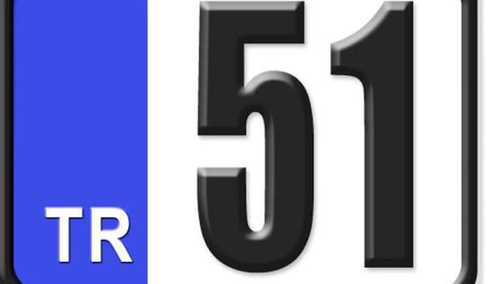 51 Nerenin Plakası, Niğde Plakası