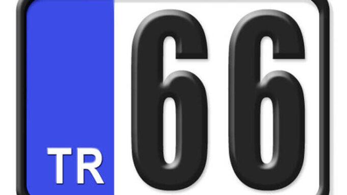 66 Nerenin Plakası, Yozgat Plakası