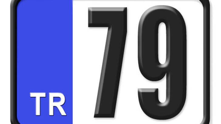79 Nerenin Plakası, Kilis Plakası