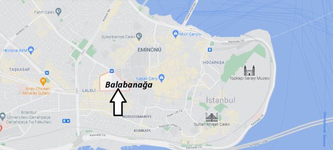 Balabanağa Nerede, Nereye Bağlı, Nasıl Gidilir